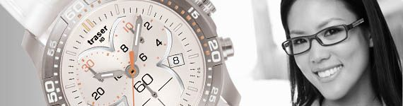 Traser_Ladytime_Chronograph_Silver