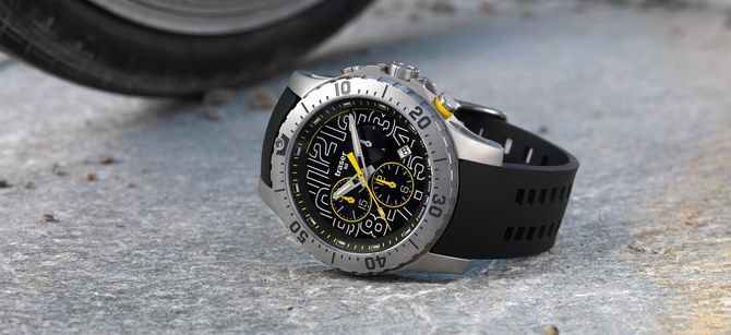 traser elite chrono 3