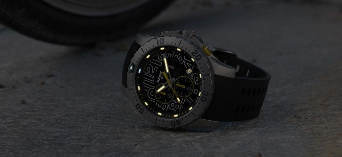 traser elite chrono 4